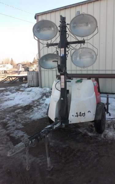 2014 Magnum MLT8SK Light Plant For Sale