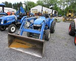 Tractor For Sale:  New Holland TC29D, 29 HP