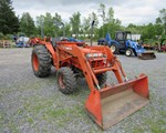 Tractor For Sale:  Kubota L3450, 36 HP