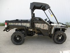 Utility Vehicle For Sale 2014 John Deere XUV 855D GREEN