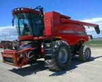 Combine For Sale: 2012 Case IH 7230, 380 HP