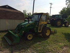 Tractor For Sale 2009 John Deere 3520 , 37 HP