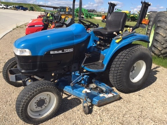 2001 New Holland TC25 Tractor For Sale