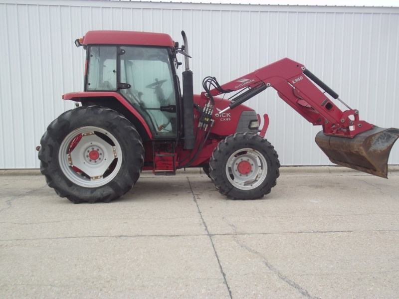 2005 McCormick CX85 Tractor For Sale