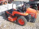 Riding Mower For Sale:  2012 Kubota ZG222A-48 , 22 HP