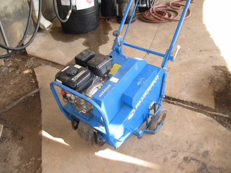 Blue Bird H424 Aerator For Sale