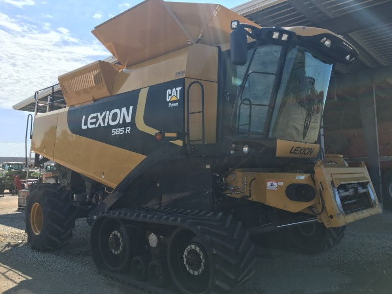 2008 Misc 585R Combine For Sale