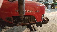 Tractor For Sale:  2005 Other Tractor King JM200 , 25 HP