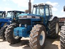 Tractor For Sale:  1991 Ford 8630 , 120 HP