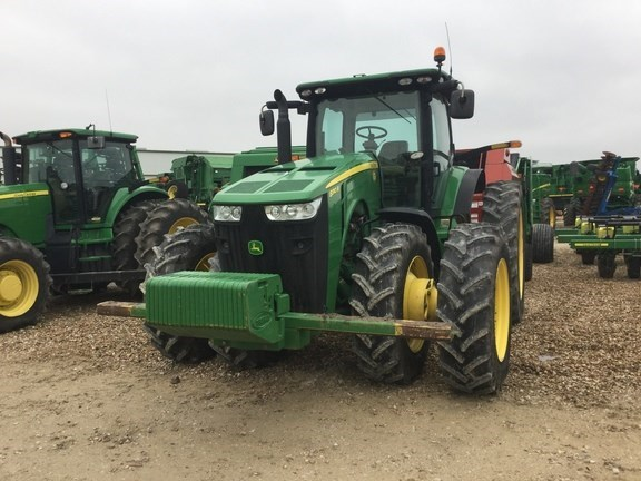 2013 John Deere 8310R Tractor For Sale