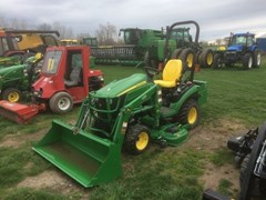 Tractor For Sale 2012 John Deere 1026R , 24 HP