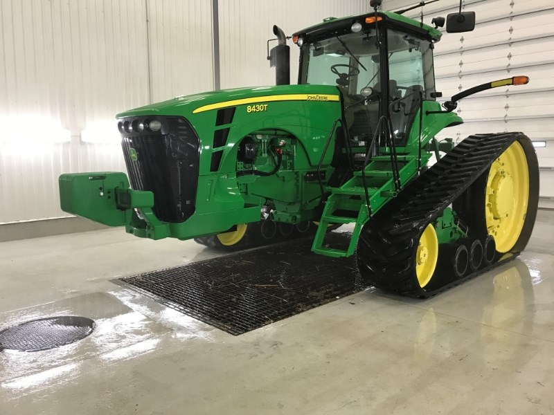 2009 John Deere 8430T Tractor For Sale