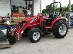 Tractor - Compact For Sale 2004 Case IH  D40 FARMALL W/LX116 , 40 HP