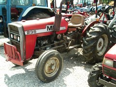 Tractor For Sale 1976 Massey Ferguson 235 , 42 HP