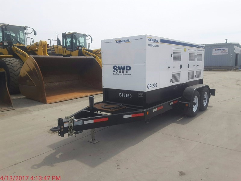 2016 Other 160 KW Generator & Power Unit For Sale
