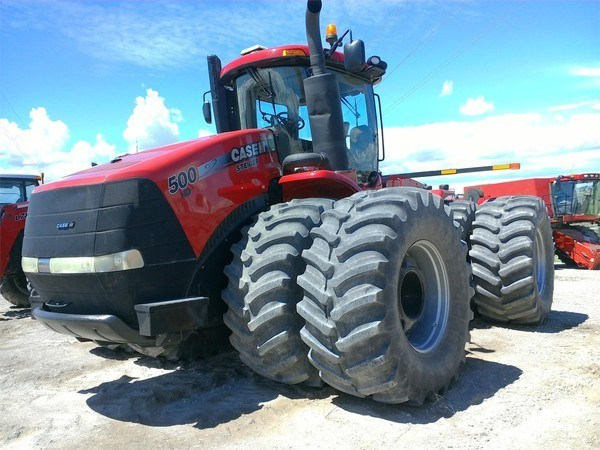 2012 Case IH STEIGER 500 HD Tractor For Sale