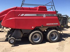 Baler-Big Square For Sale:  2013 Massey Ferguson 2170XD
