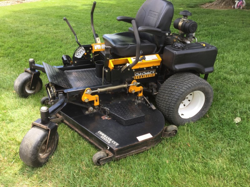 2003 Cub Cadet M72-GN33 Riding Mower For Sale