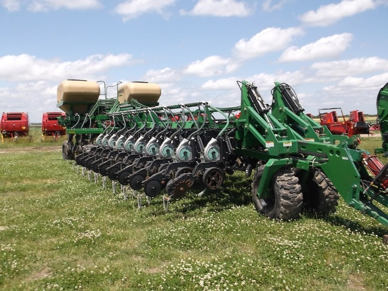 2007 Great Plains YP2425 Planter For Sale