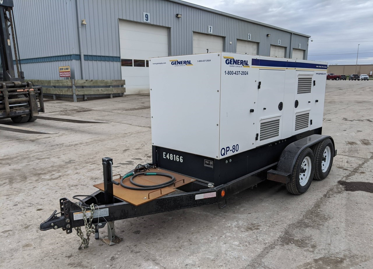 2016 Other 60 KW Generator & Power Unit For Sale