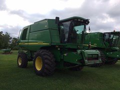 Combine For Sale 2001 John Deere 9650 STS