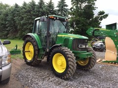 Tractor For Sale 2003 John Deere 6420 , 90 HP