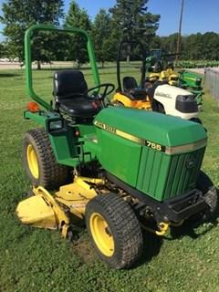 Tractor For Sale:  1986 John Deere 755 , 20 HP