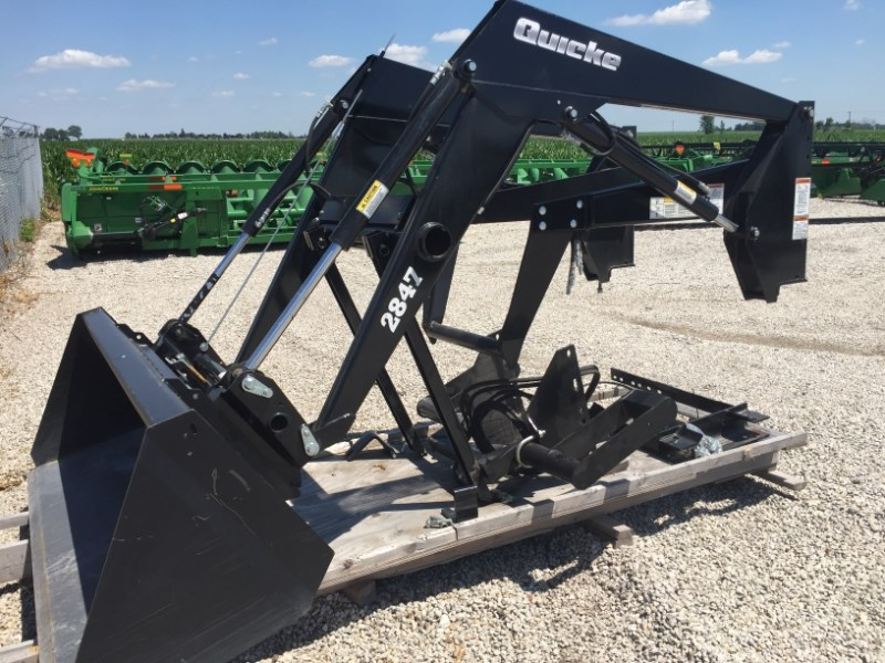 2013 Quicke 2847 Front End Loader Attachment For Sale