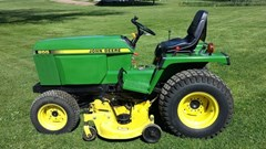 Tractor For Sale:  1989 John Deere 855 , 24 HP