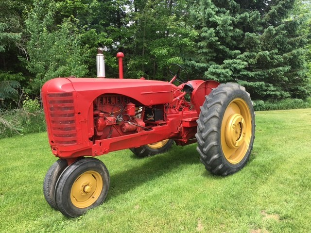 Massey Harris 44 Tractor For Sale