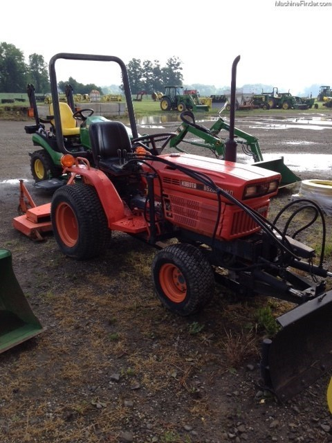 Vaughn Mower Fstdt: 1996 Kubota B5200 Tractor For Sale » Z&M Ag And Turf; NY & PA