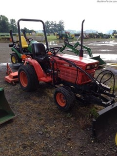 Tractor For Sale:  1996 Kubota B5200 , 13 HP