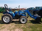Tractor For Sale:   New Holland (NEW) Workmaster 50 4x4 Ag Tires , 53 HP