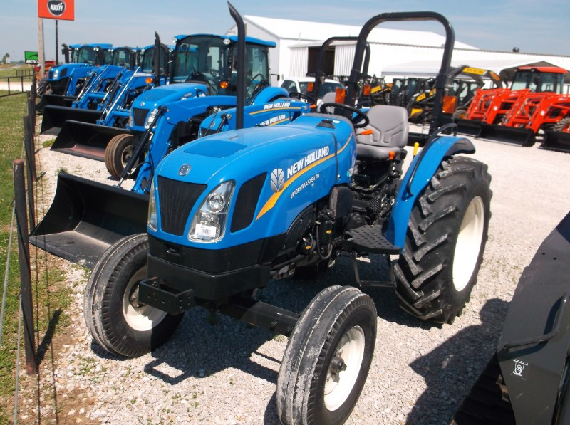New Holland (NEW) Workmaster 70 2WD Tractor For Sale