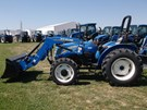 Tractor For Sale:   New Holland (NEW) Workmaster 70 4x4 Ag Tires , 70 HP