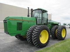Tractor For Sale:  1995 John Deere 8570 , 250 HP