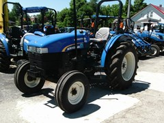 Tractor For Sale 2014 New Holland WORKMASTER 55 , 46 HP