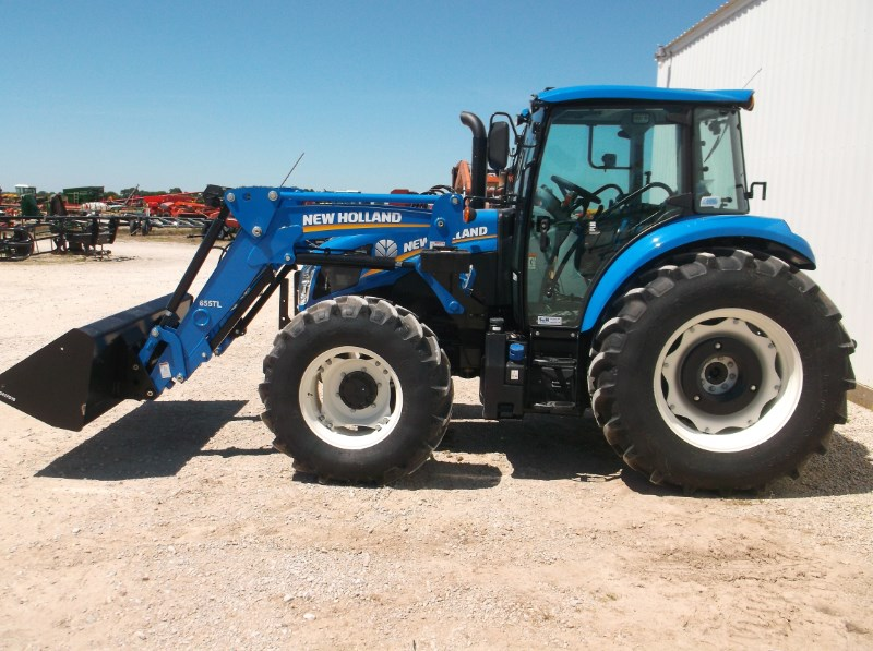 2016 New Holland (NEW) T4.110 Dual Command Tractor For Sale