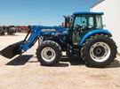 Tractor For Sale:   New Holland (NEW) T4.110 Dual Command , 107 HP