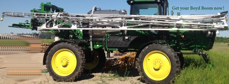 Boyd  Sprayer Booms For Sale