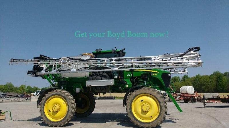 Boyd  Sprayer Booms For Sale