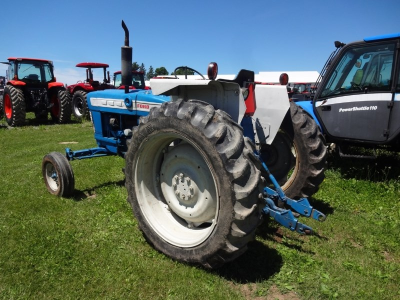 Ford Tractor Pto No 1962 : Photos of ford tractor for sale whites farm