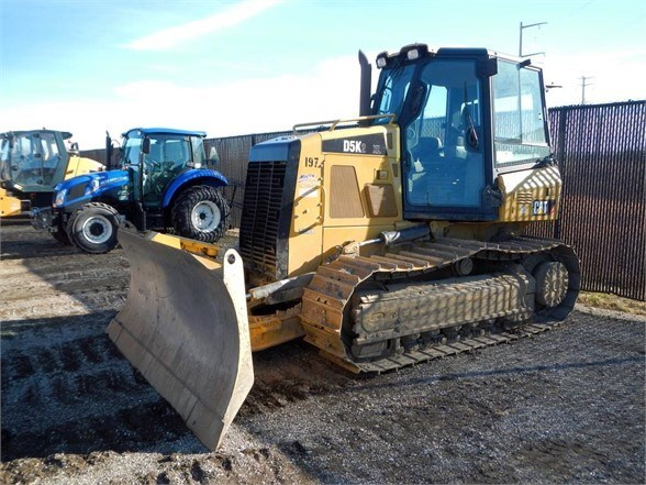 2012 Caterpillar D5K2 XL Dozer For Sale