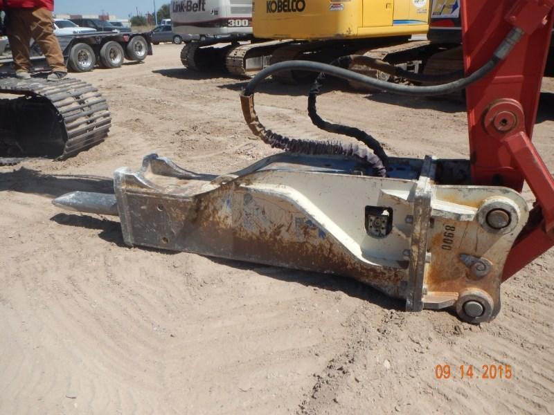 2010 Kent KF45QT Hydraulic Hammer