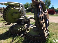Forage Head-Rotary For Sale:  2009 Claas 600 ORBIS