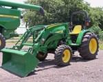 Tractor For Sale: 2015 John Deere 4105, 41 HP