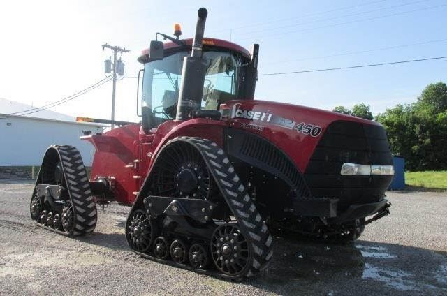 2014 Case IH STEIGER 450 ROWTRAC Tractor For Sale