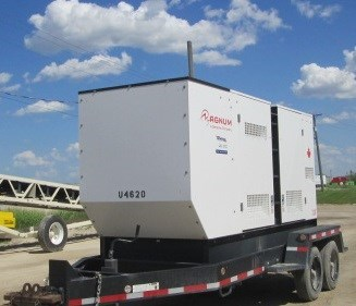 2015 Magnum 256 KW Generator & Power Unit For Sale