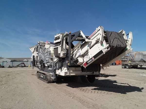 2015 Finlay 883+ Screening Plant - Hydraulic For Sale