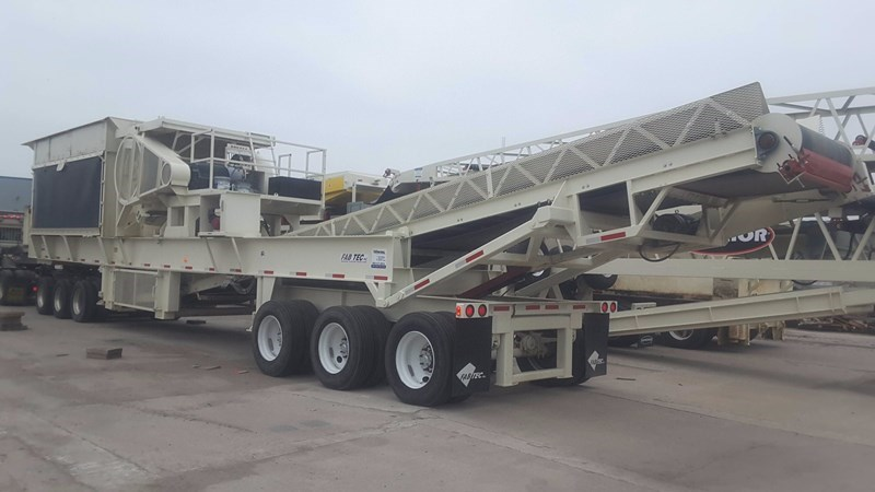 2016 FABTEC 3055 Crusher - Jaw For Sale